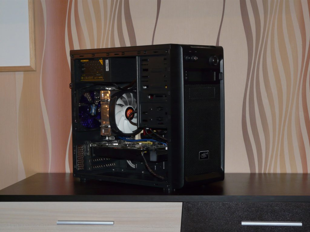 P1340950 1 1024x768 - Gaming computer build socket 1150/ GTX 1060 6GB/ i7/ 16GB DDR3