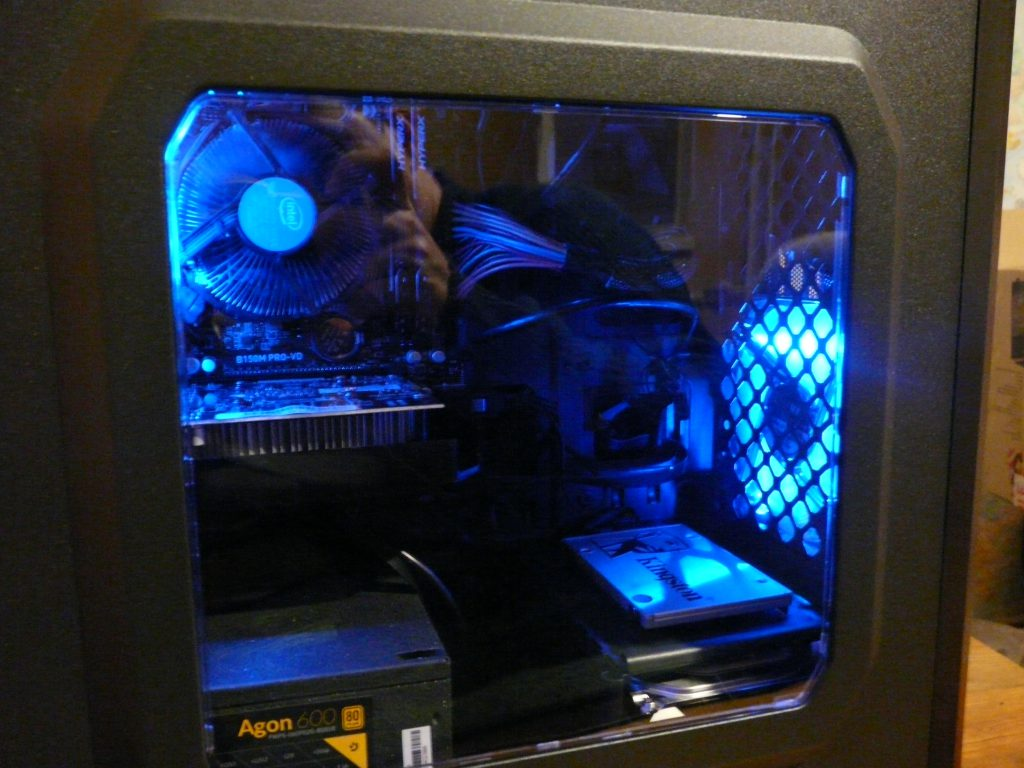 P1350038 1024x768 - Pentium G4560 The best budget gaming computer build January 2017